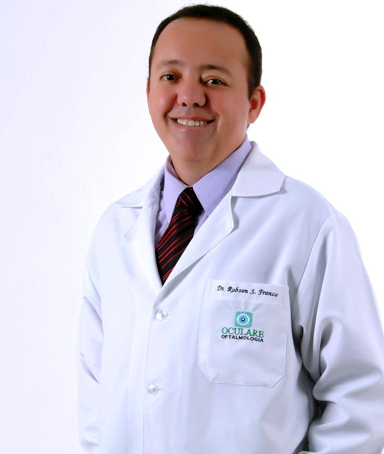 Dr Robson Franco Oftalmologista Governador Valadares